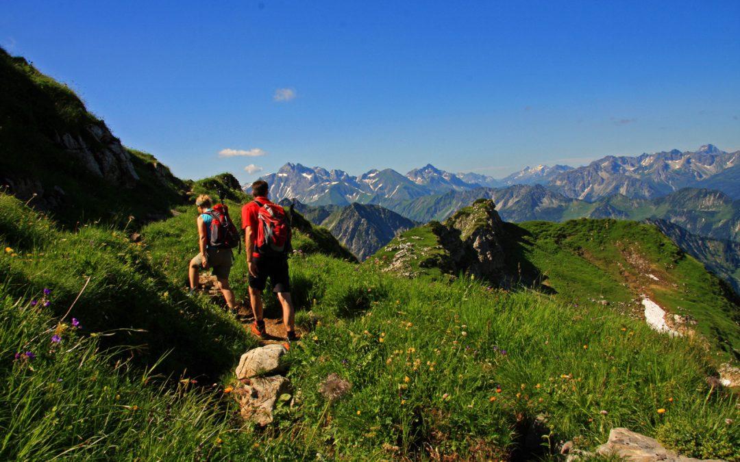 Geführte Wanderungen Oberstdorf
