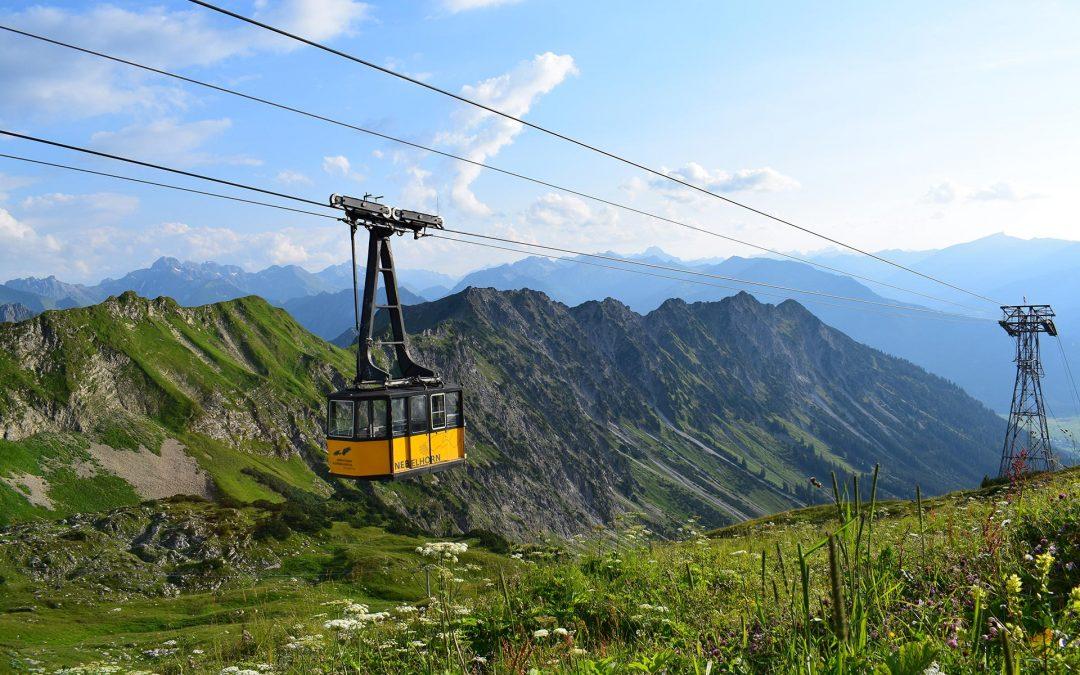 Ab Mai wieder Bergbahnen inklusive