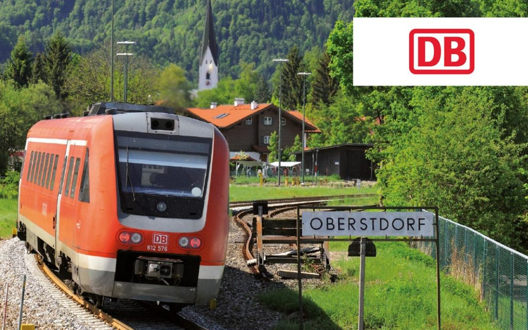 Oberstdorfer Bahnticket