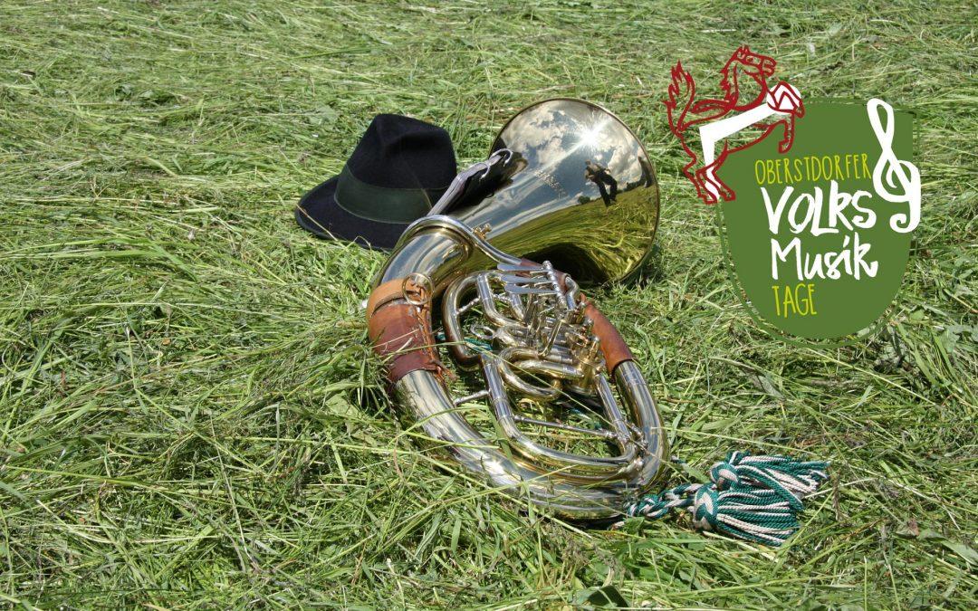 Oberstdorfer Volksmusiktage vom 26.04.2019 bis 28.04.2019