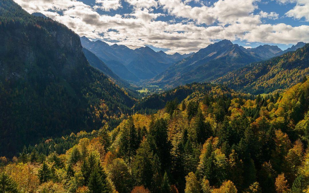 Oberstdorf im November
