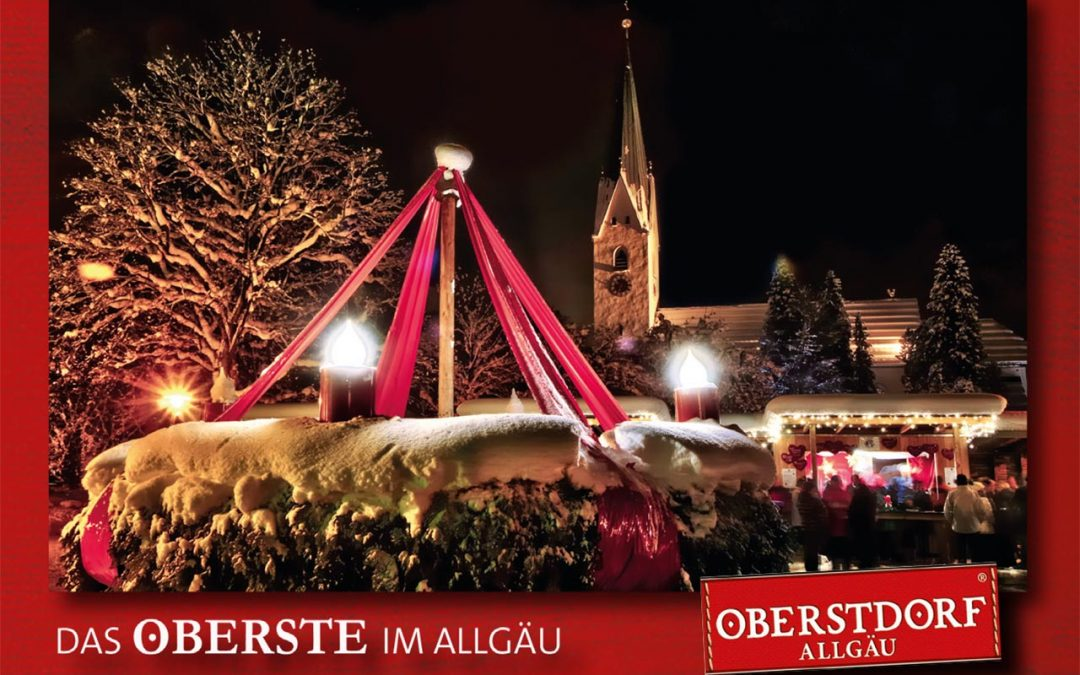 Oberstdorfer Advent 2019