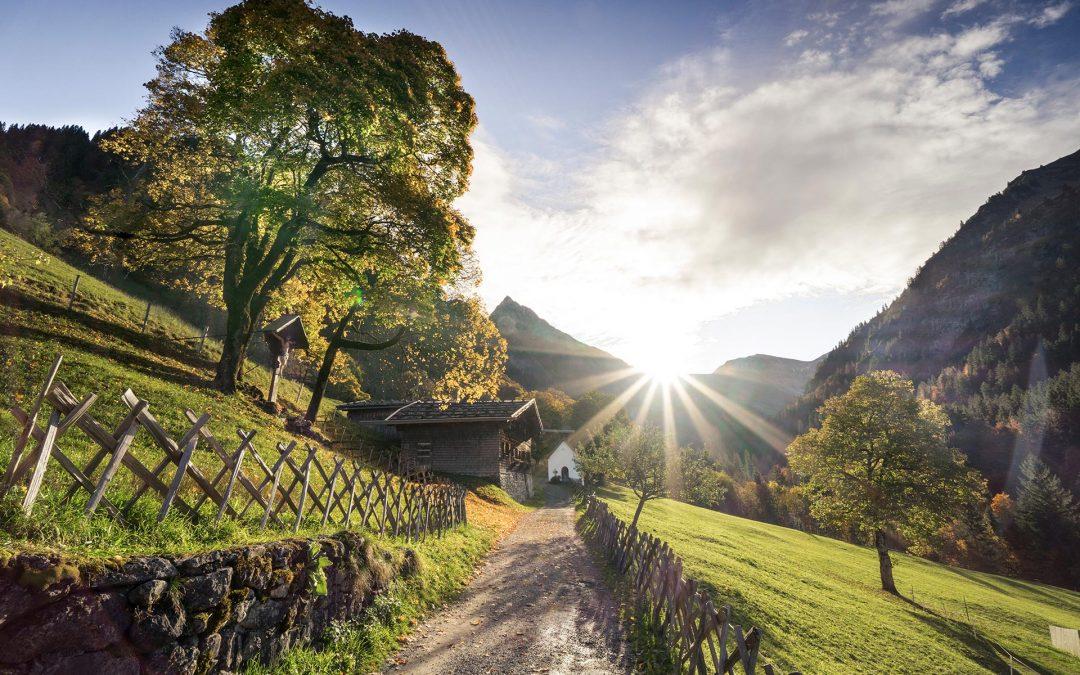 Angebot – Auszeitwochen Oberstdorf mit Rabatt auf unsere Ferienwohnungen