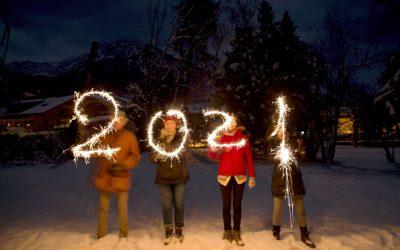 Auf ein gutes Neues Jahr…