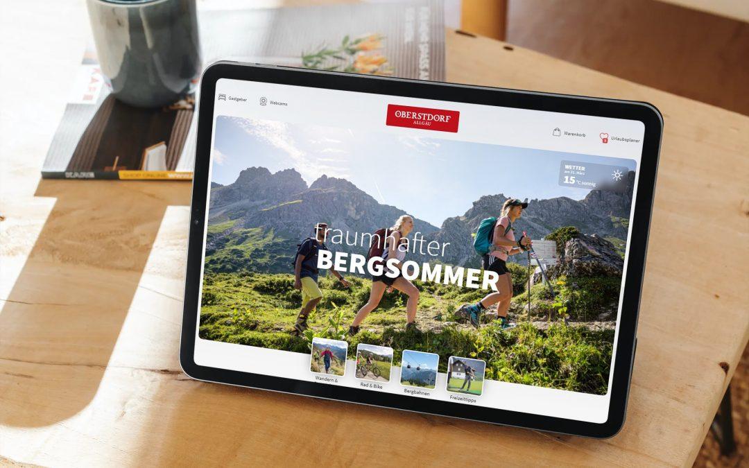 Oberstdorfer Urlaubsplaner