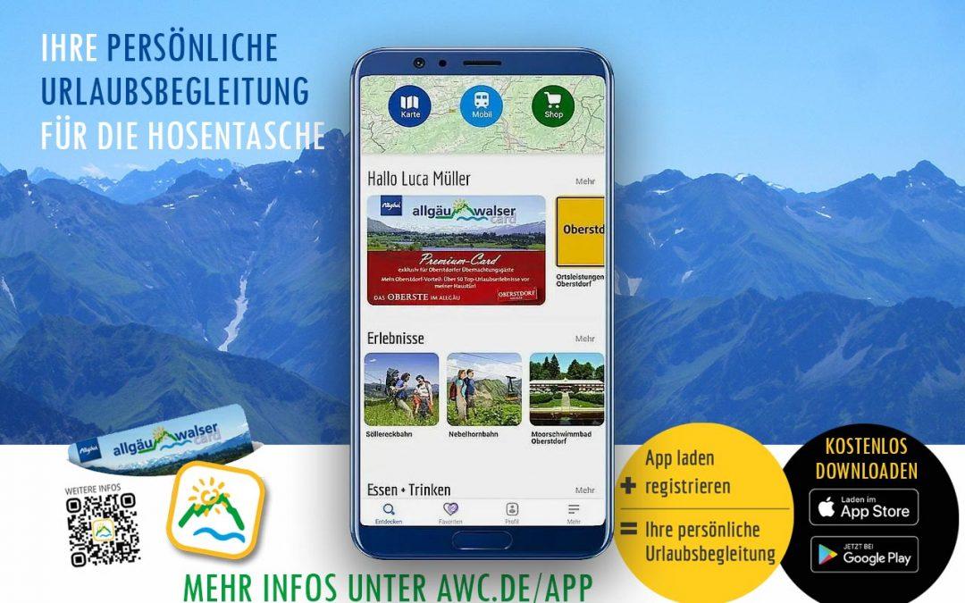 Allgäu-Walser-App