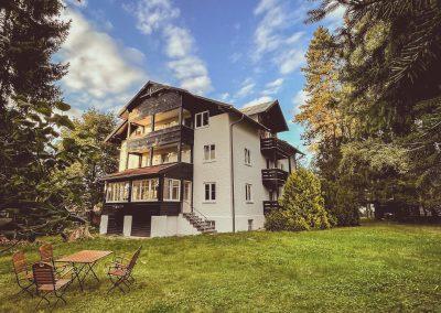 Haus Partale - Ferienwohnungen Oberstdorf Allgäu