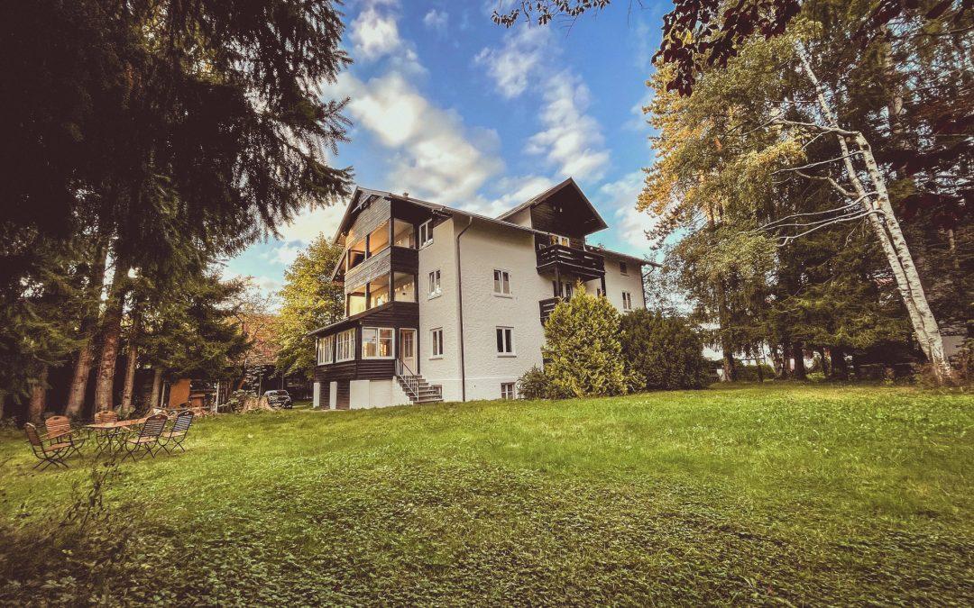 Haus Partale Oberstdorf Allgäu
