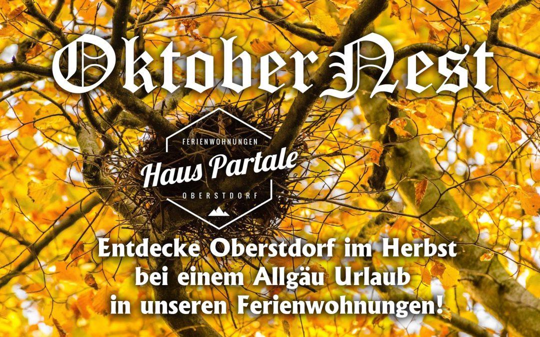OktoberNest - freie Ferienwohnungen Oberstdorf